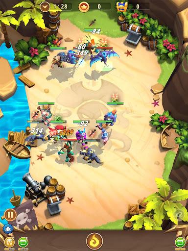 I Am Hero: AFK Tactical Teamfight screenshots 16