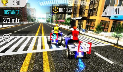 Code Triche quad de course (Astuce) APK MOD screenshots 2