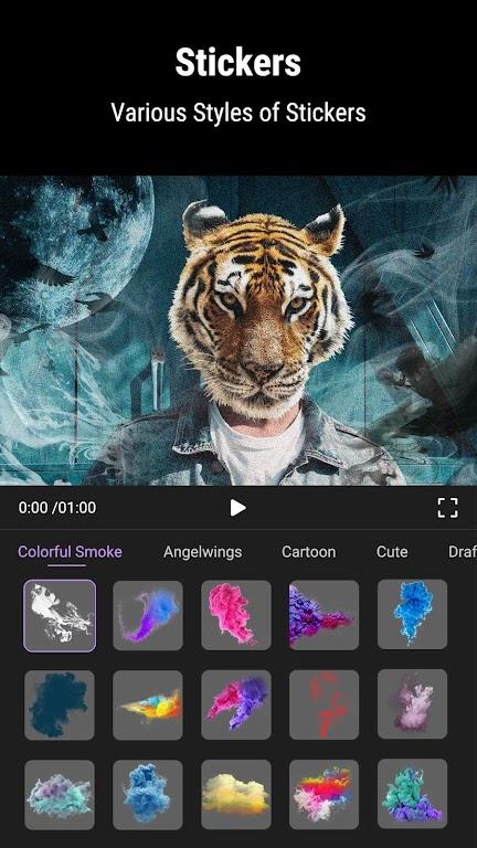 Motion Ninja - Pro Video Editor & Animation Maker  poster 5