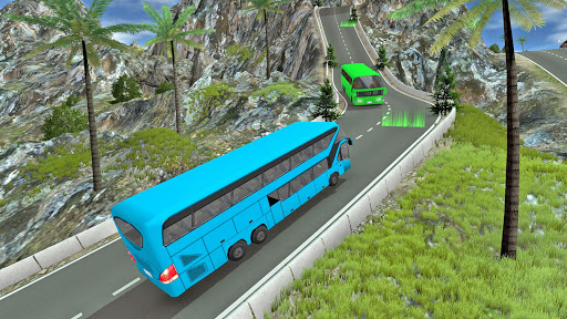 Mountain Bus Simulator 3D apklade screenshots 1