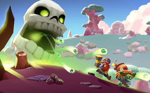 Pocket Legion: Roguelike Battle apklade screenshots 1