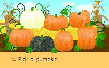 Starfall Pumpkin screenshot thumbnail