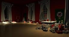 脱出ゲーム Merry Christmas 暖炉とツリーと雪の家のおすすめ画像1