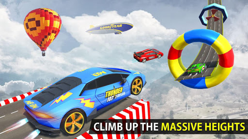 Mega Ramp Car Racing Stunts 3D: New Car Games 2021 4.5 Screenshots 16