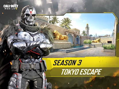 Call of Duty®: Mobile - Tokyo Escape Screenshot