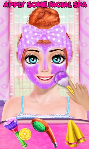 Cute Girl Makeup Salon Games: Fashion Makeover Spa 1.0.5 screenshots 1