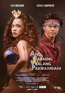 """alt=""""Tasha (Kim Molina) is diagnosed with Congenital Insensitivity to Pain. This condition makes her incapable of feeling pain – be it physical or emotional pain. And because of her condition, she also has no idea how love works. Until she meets Ngongo (Jerald Napoles), a man with cleft palate. Ngongo becomes an instrument who made Tasha feel again, especially the joys of love and pains of heartache. And together, they experience an adventure that they will never forget.    CAST AND CREDITS  Actors Kim Molina, Jerald Napoles, Candy Pangilinan, Chad Kinis  Producers Vic del Rosario  Director Darryl Yap"""""""