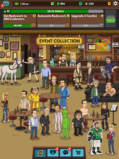 Itu2019s Always Sunny: The Gang Goes Mobile 1.4.0 screenshots 5