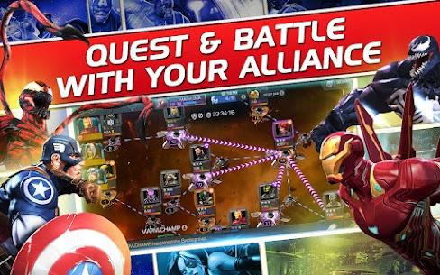 Marvel Contest of Champions APK MOD 32.2.1 (Menu, Immovable Enemies) 8
