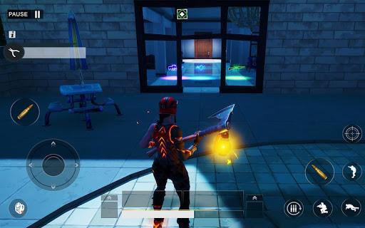 Fort Battle Squad Nite Champions Battle Royale  screenshots 2