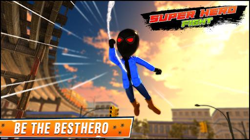 Super Hero fight game : spider boy fighting games 1.0.3 screenshots 8