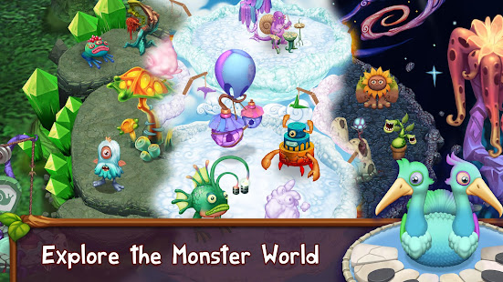 My Singing Monsters: Dawn of Fire screenshots 4