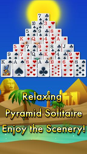 Pyramid Solitaire Ancient Egypt https screenshots 1
