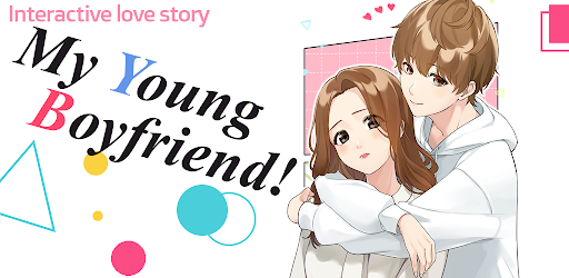 My Young Boyfriend: Otome Romance Love Story games apkpoly screenshots 1