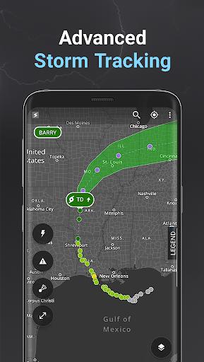 Storm Radar: Hurricane Tracker, Live Maps & Alerts 2.2.3 Screenshots 6