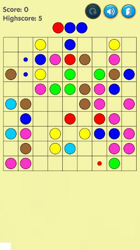 Lines 98 - Color Lines - Line 98 apkpoly screenshots 8