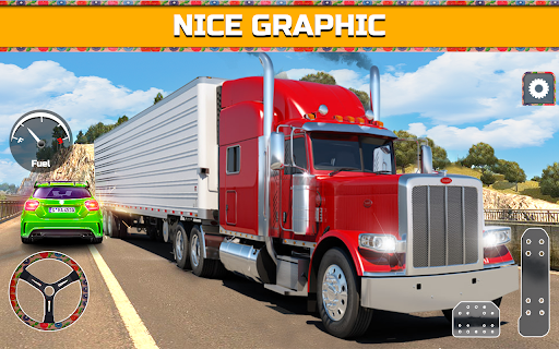 PK Cargo Truck Transport Game 2018 1.5.0 screenshots 5