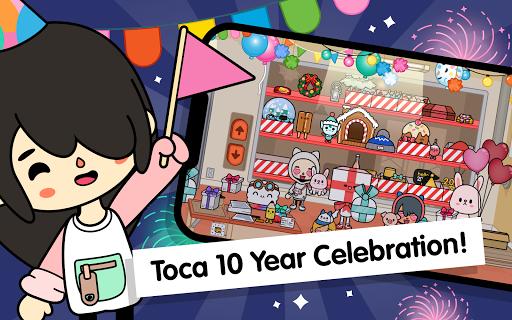 Toca Life World: Build stories & create your world  screenshots 13