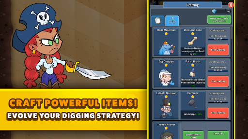 Tap Tap Dig 2: Idle Mine Sim 0.4.0 screenshots 7