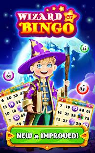 Wizard of Bingo 9.3.0 screenshots 1