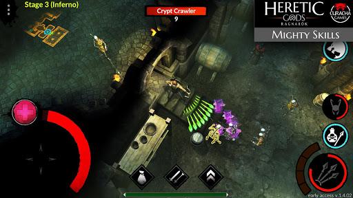HERETIC GODS v.1.11.11 screenshots 6