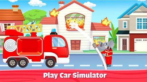 Cars for kids - Car sounds - Car builder & factory apklade screenshots 2