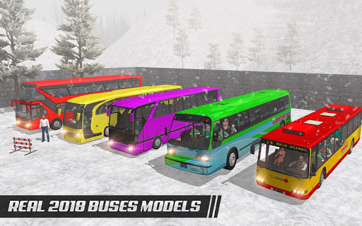 City Coach Bus Driving Simulator Games 2018 screenshots 10