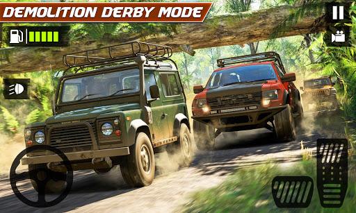 Top Offroad Simulator 2: Jeep Driving Games 2021 1.1 screenshots 4