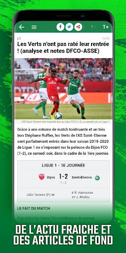 Foot Saint-Etienne modavailable screenshots 2