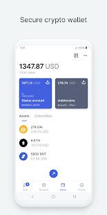 Status: Crypto Wallet, Messenger, Ethereum Browser