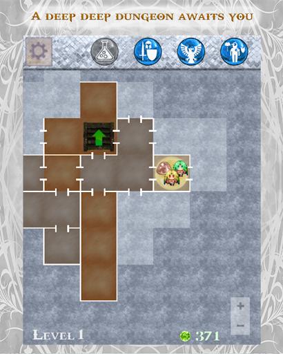 Fantasy Cave D&D Style RPG 2.01 screenshots 6