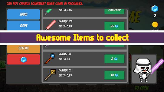 Pixel Survival Game Mod Apk 2.24 (A Lot of Gold Coins, Diamonds) 8