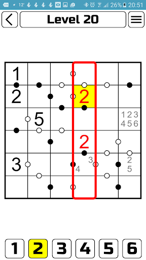 Kropki Puzzle  screenshots 4
