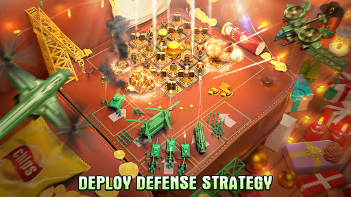 Army Men Strike - Military Strategy Simulator 3.77.0 screenshots 5