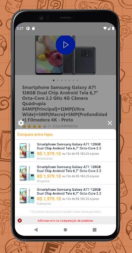 Mais Barato por Fiaspo android2mod screenshots 3