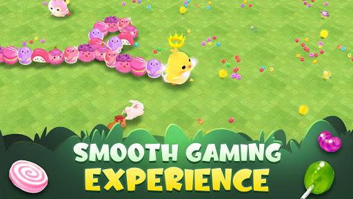 Sweet Crossing: Snake.io screenshots 2