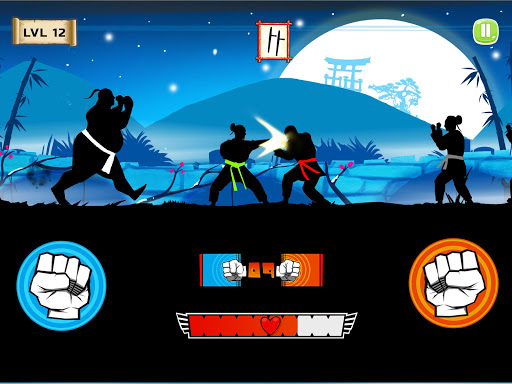 Karate Fighter : Real battles 19 screenshots 1