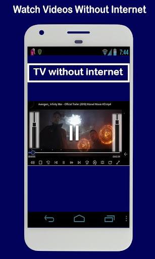 Foto do Free TV Offline Without Internet Prank