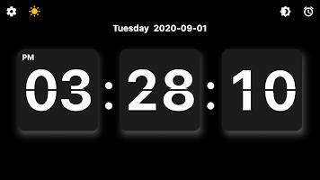 Flip Pomodoro Clock