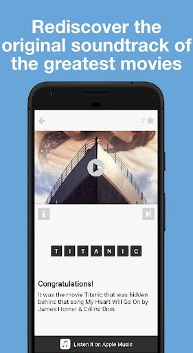 Movie Music Quiz - Soundtracks Blindtest  screenshots 4