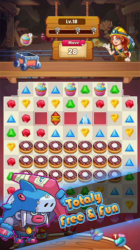 Jewel Mania Story apkpoly screenshots 5