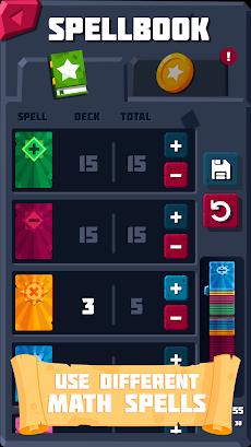 Arithmagic - Math Wizard Gameのおすすめ画像5
