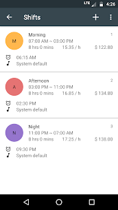 Shift Calendar by Skedlab v1.8.7 [Premium] 4