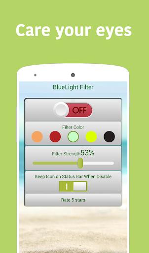 Bluelight Filter - Night Mode  screenshots 1