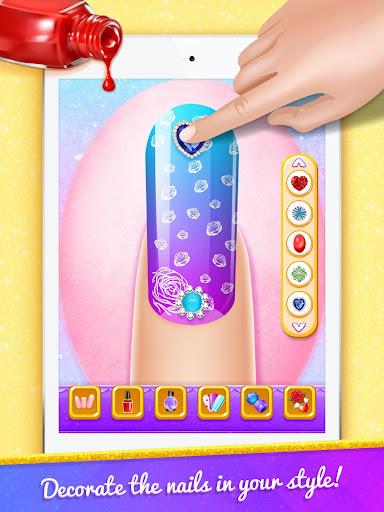 Princess nail art spa salon - Manicure & Pedicure screenshots 2