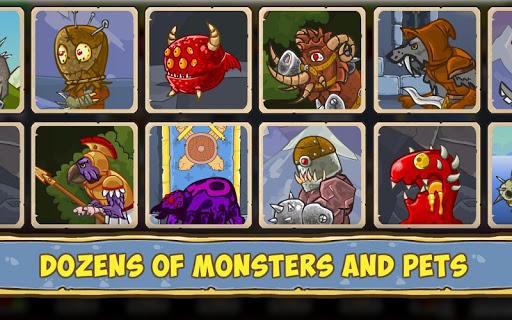 Let's Journey - idle clicker RPG - offline game 1.0.19 screenshots 19