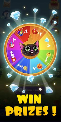 Fruity Cat -  bubble shooter! filehippodl screenshot 6