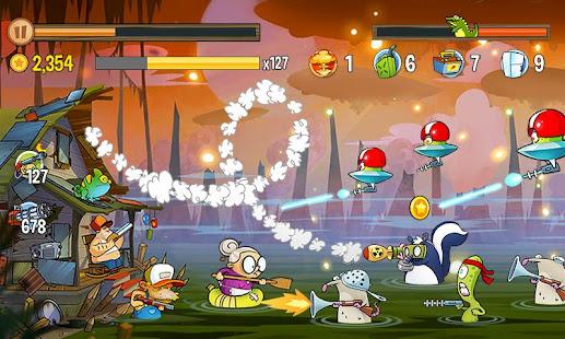 Swamp Attack 4.0.7.95 Screenshots 3