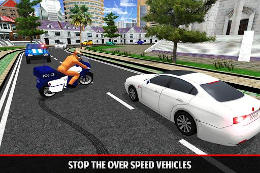 Police City Traffic Warden Duty 2019 modavailable screenshots 10