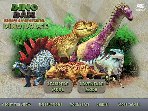 Dino Dan - Dino Dodge For PC Windows (7, 8, 10, 10X) & Mac Computer Image Number- 11